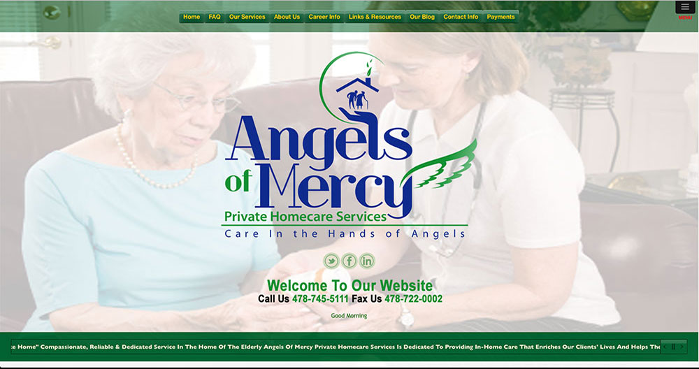 Angels Of Mercy After